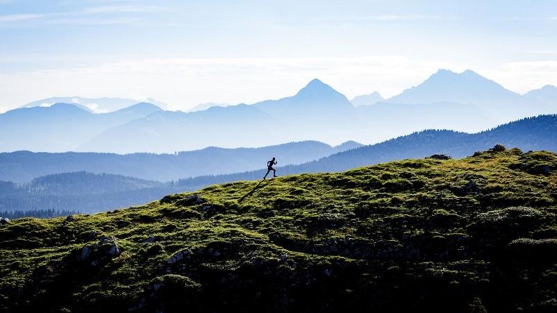 Lukas Dovnik – šolski državni prvak v gorskem teku